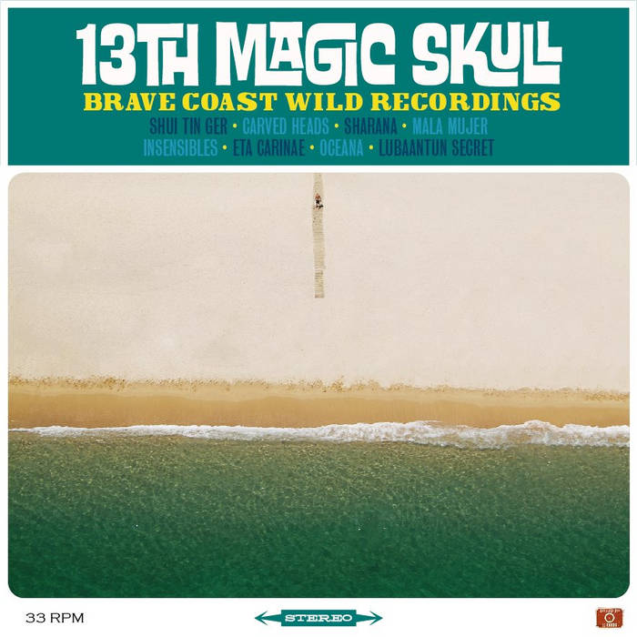 Brave Coast Wild Recordings cover art