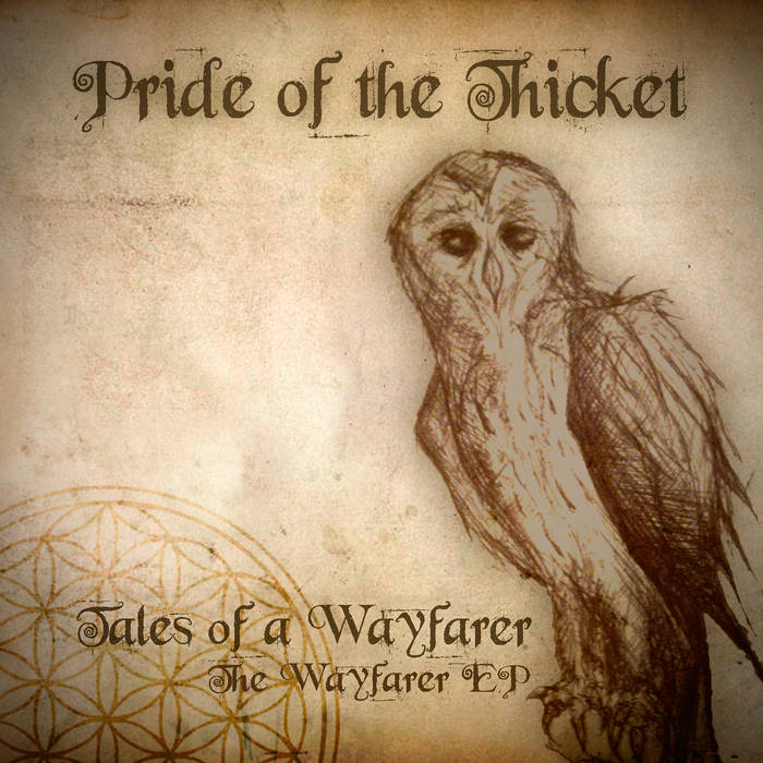 The Wayfarer EP cover art