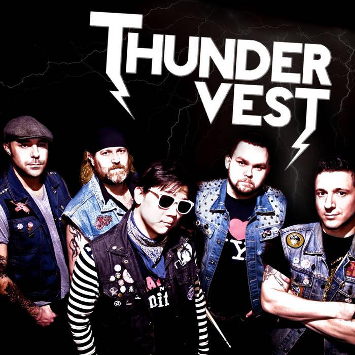 Thunder Vest [album download] cover art