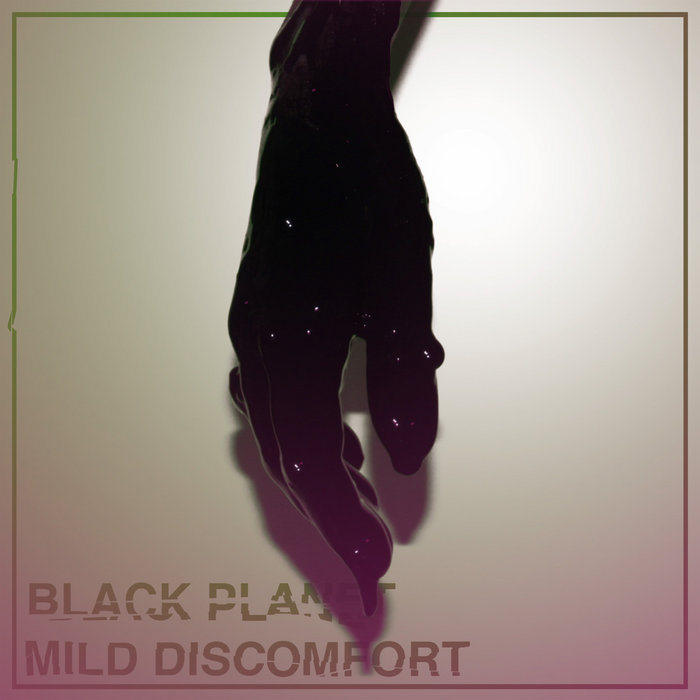 MILD DISCOMFORT cover art