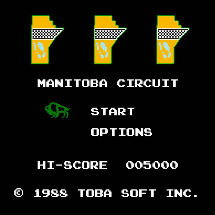 Manitoba Circuit OST cover art