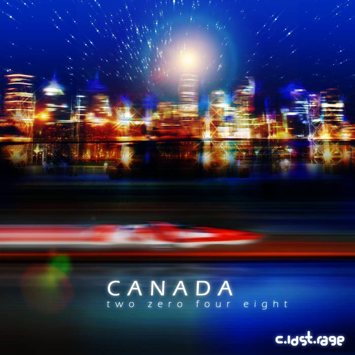 Canada E.P. cover art
