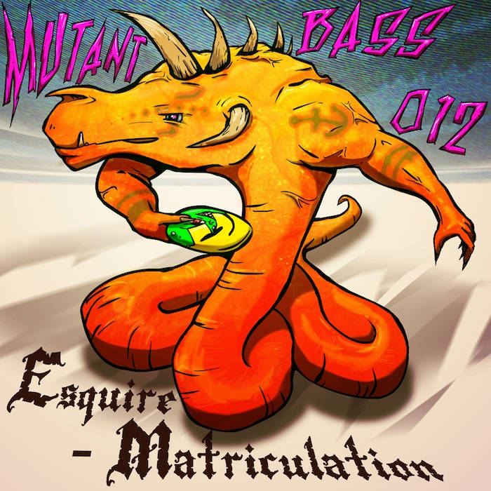 Matriculation EP cover art