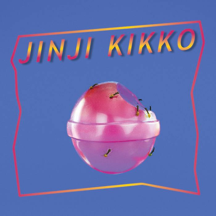 Jinji Kikko EP cover art