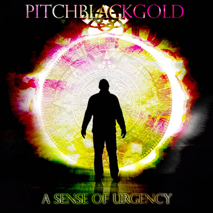 A Sense of Urgency EP cover art