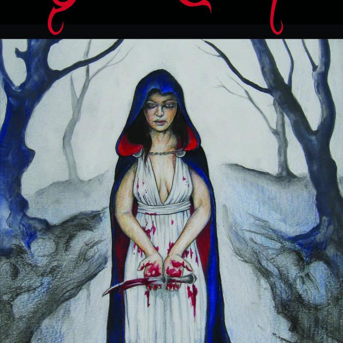 Incantations of Vengeance cover art
