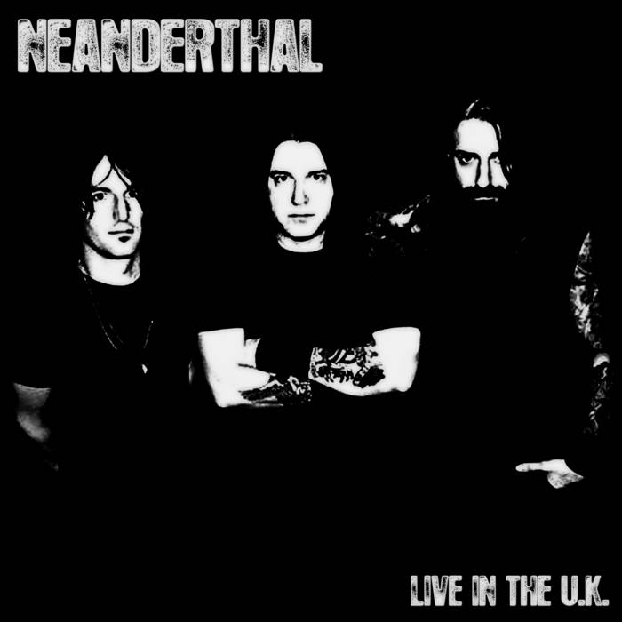 Live In The U.K. cover art