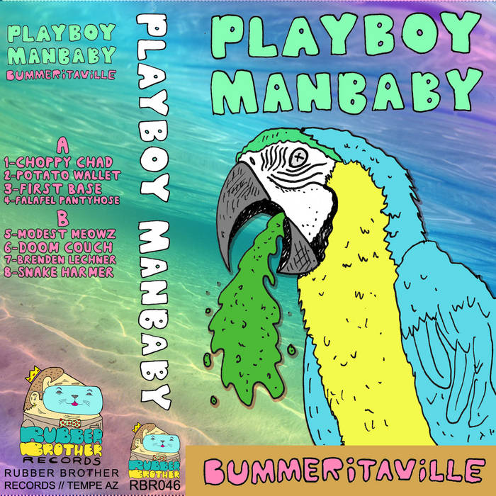 Bummeritaville cover art