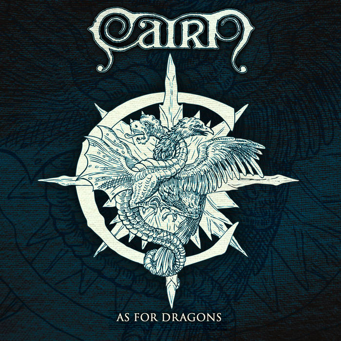 As for Dragons cover art