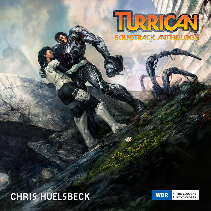 Turrican Soundtrack Anthology Vol. 4 cover art