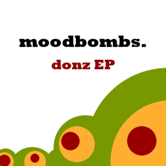 donz EP cover art
