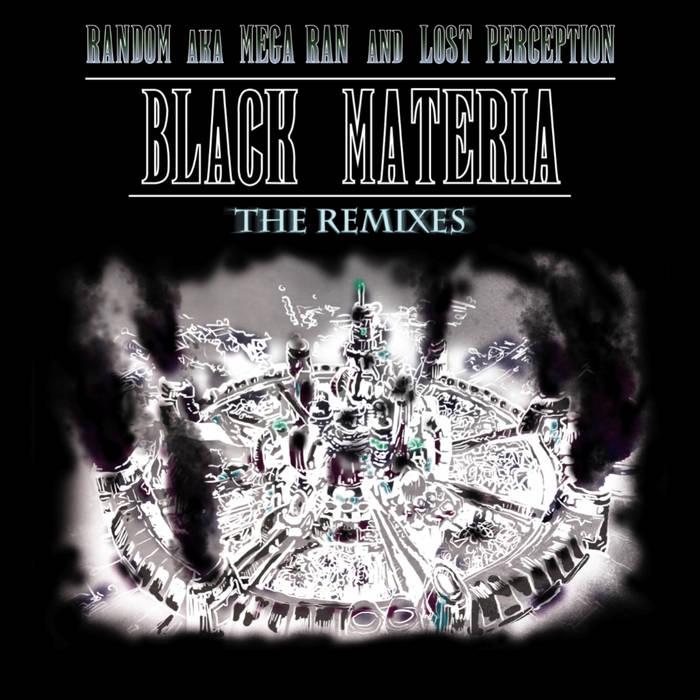 Black Materia: The Remixes cover art