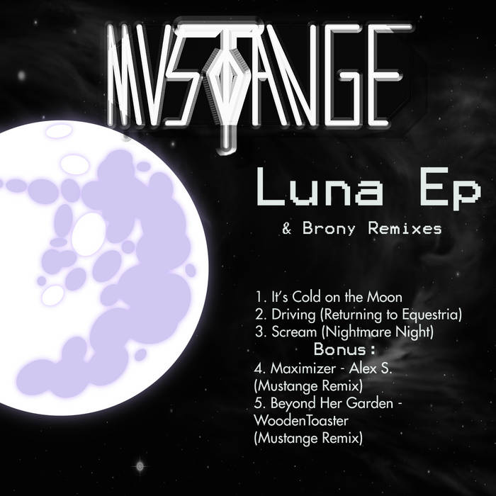 Luna EP & Brony Remixes cover art