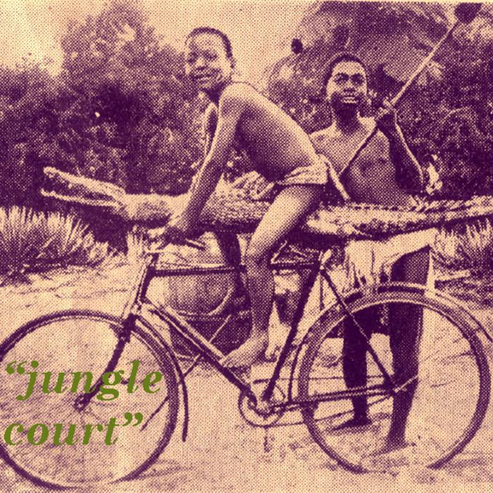 Jungle Court cover art