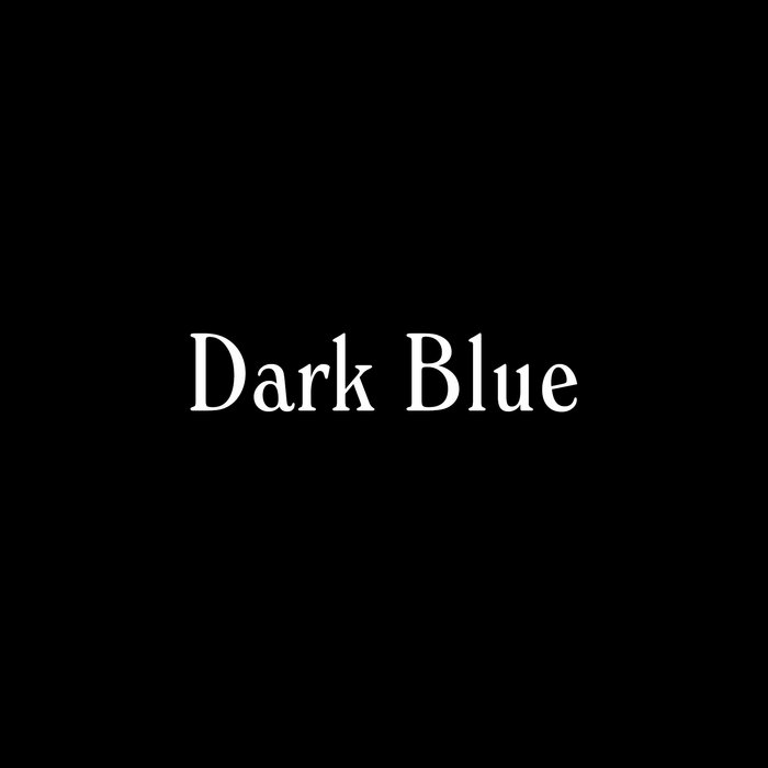 Dark Blue cover art