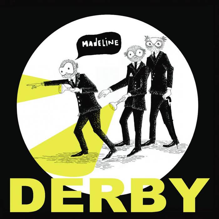 Madeline EP cover art