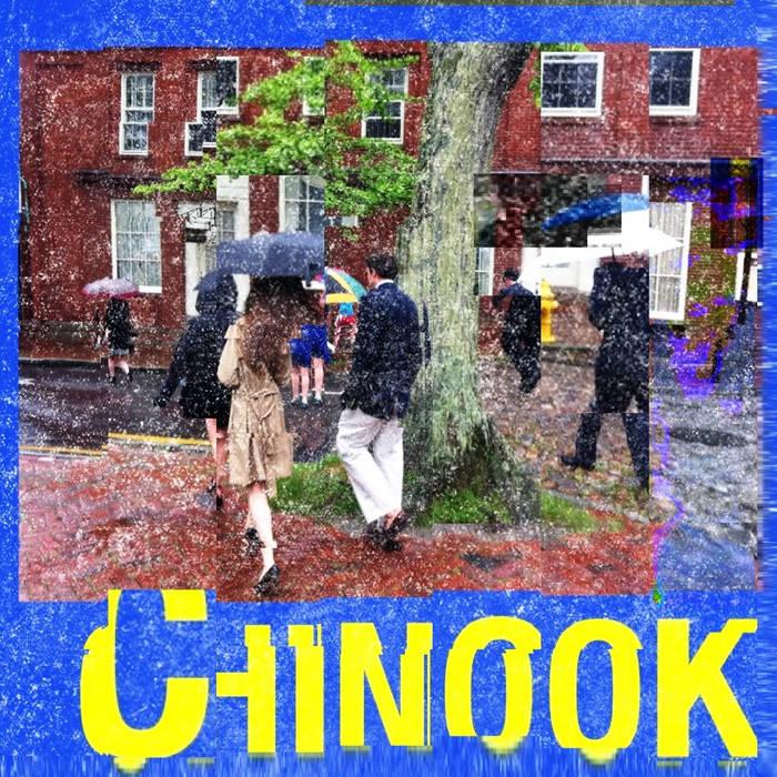 CHINOOK cover art
