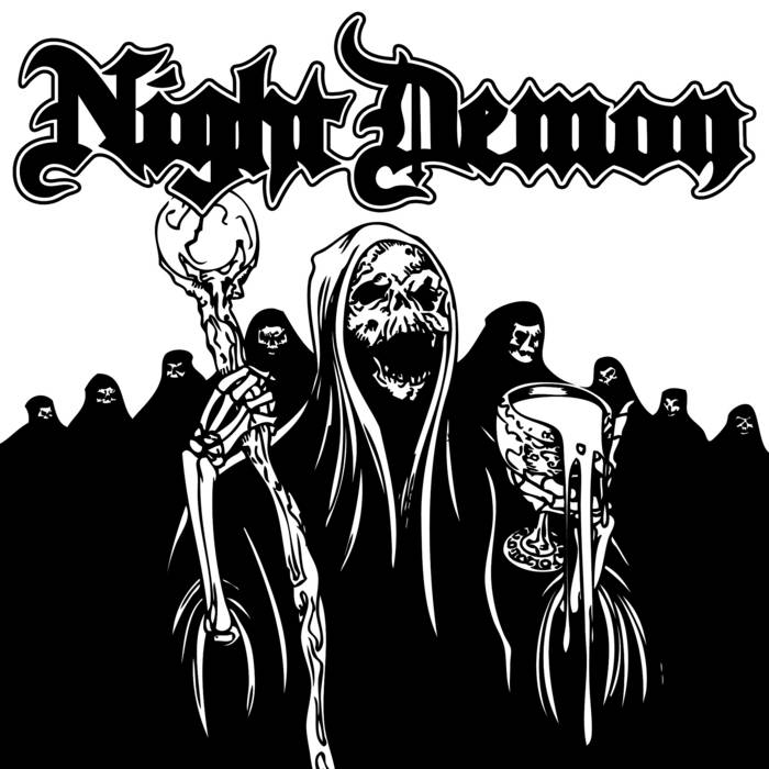 Night Demon E.P. (Expanded Edition) cover art