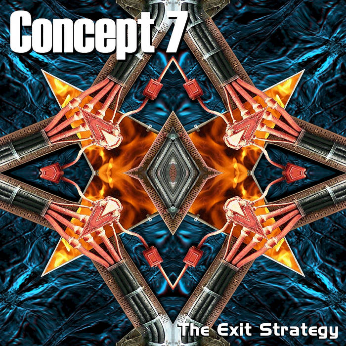 The Exit Strategy e.p. cover art