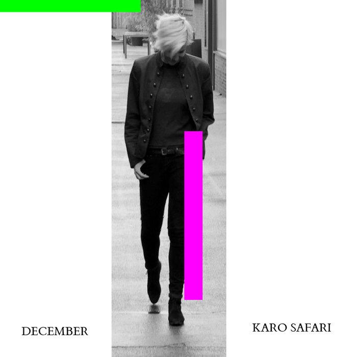 December EP cover art