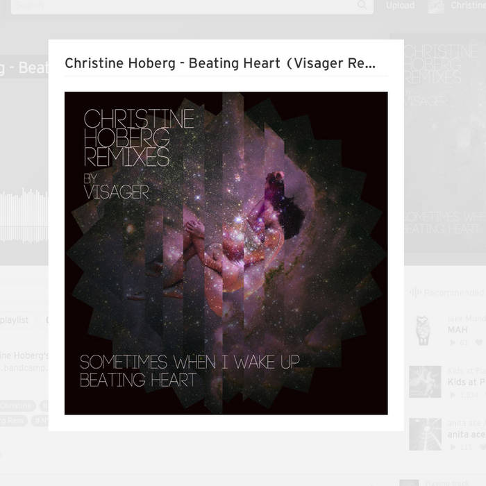 CHRISTINE HOBERG REMIXES cover art