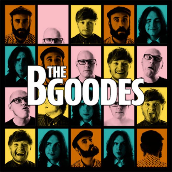 The B Goodes cover art
