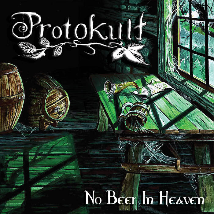 No Beer In Heaven cover art