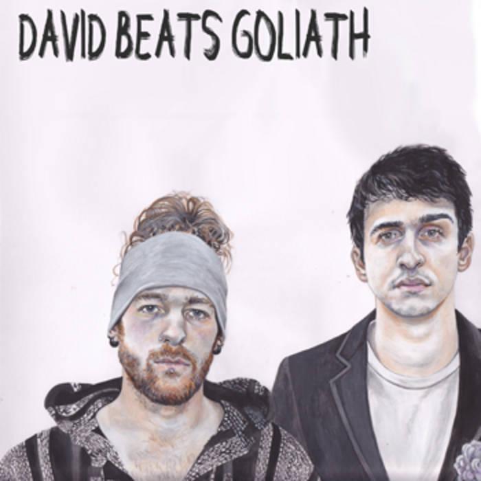 David Beats Goliath EP cover art