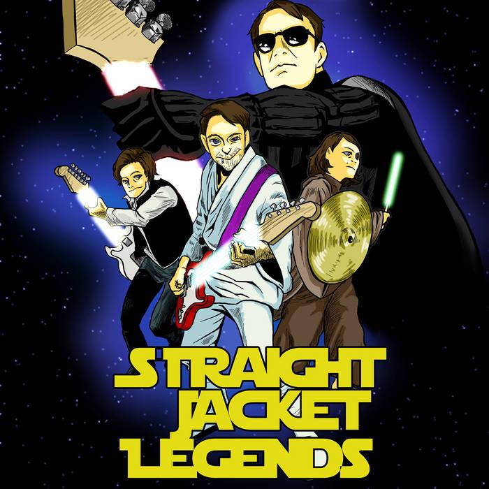 Journey Of A Jedi cover art