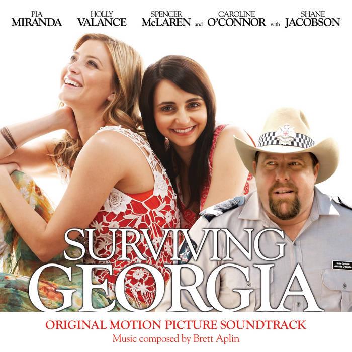 Surviving Georgia (Original Motion Picture Soundtrack) cover art