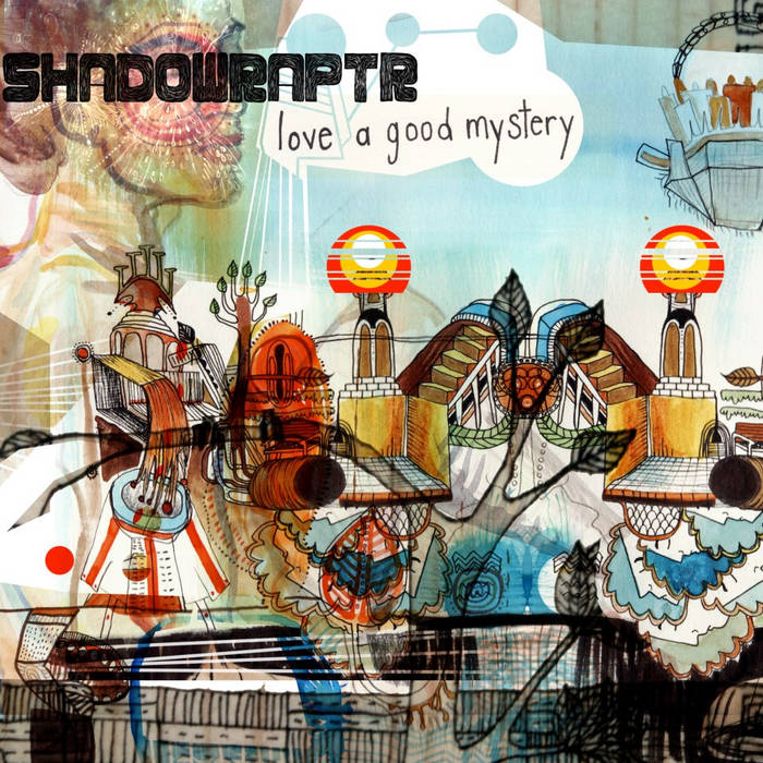 love a good mystery cover art
