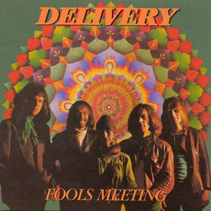 Fools Meeting cover art