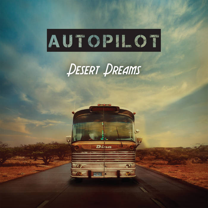 Desert Dreams cover art