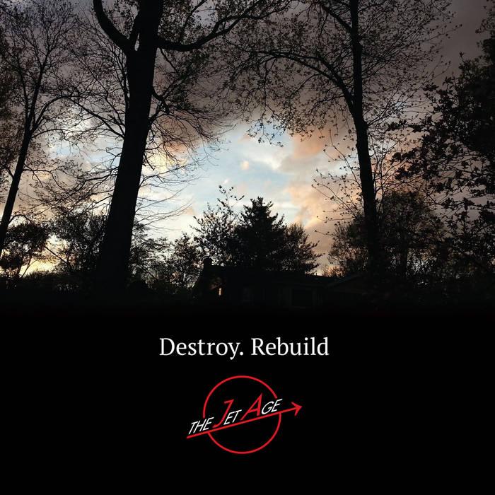 Destroy. Rebuild cover art