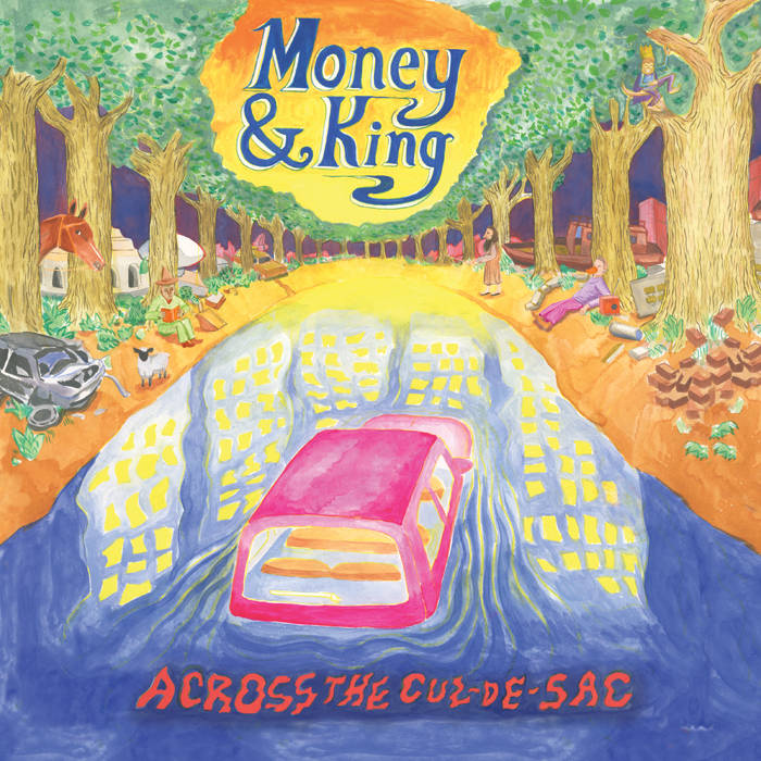 Across The Cul-De-Sac cover art