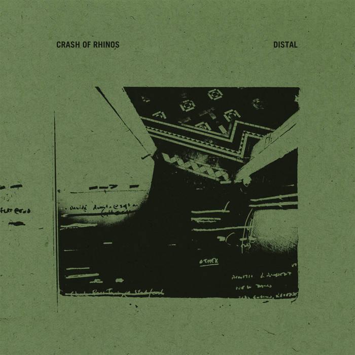 Distal cover art
