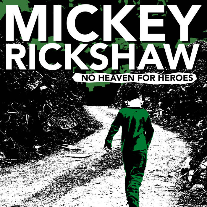 No Heaven for Heroes cover art