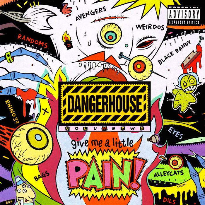 Dangerhouse Volume 2 cover art