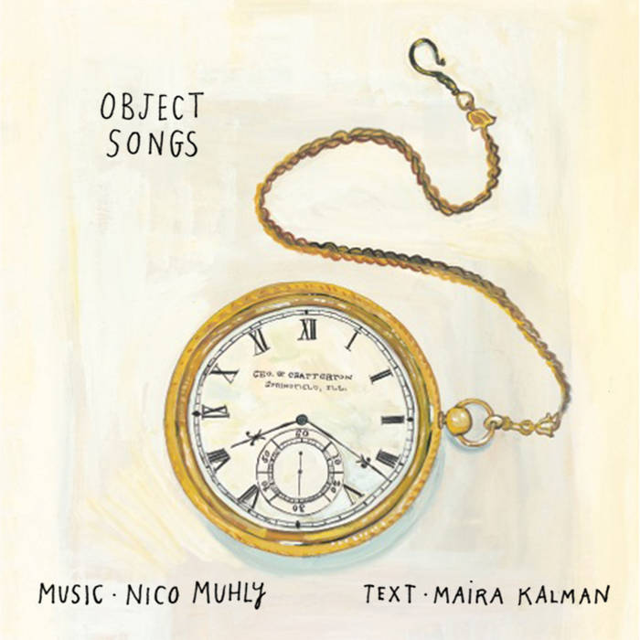 Object Songs cover art