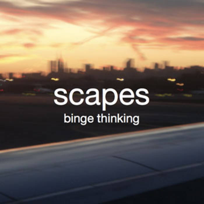 binge thinking cover art