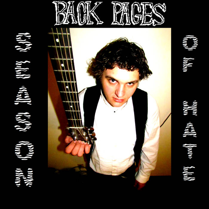 Season of Hate cover art