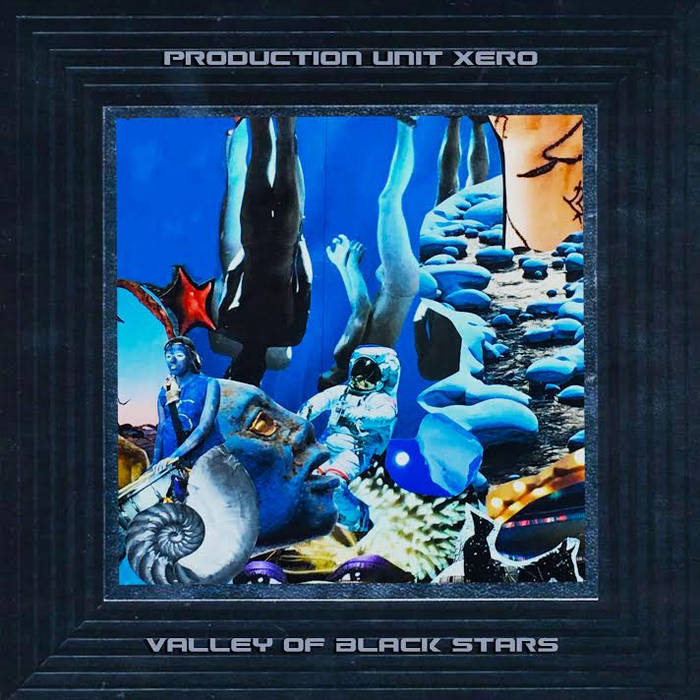 Valley of Black Stars  [ ION-1 ] cover art