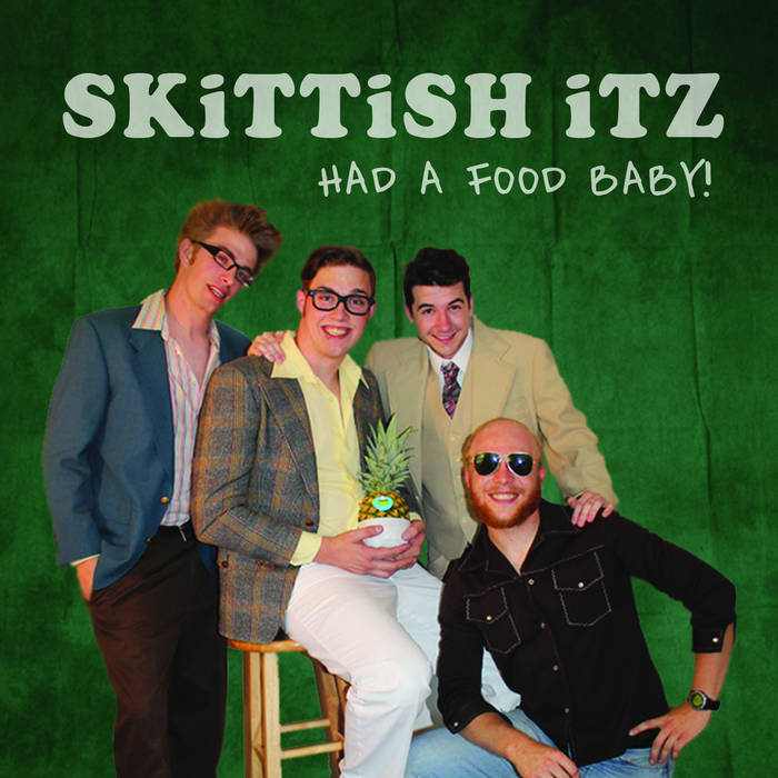 HAD A FOOD BABY! cover art