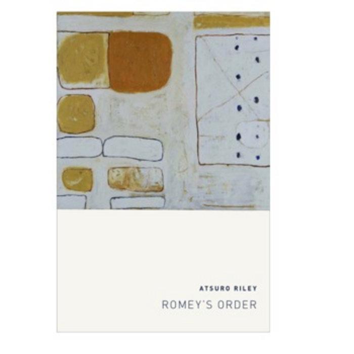 ROMEY'S ORDER cover art