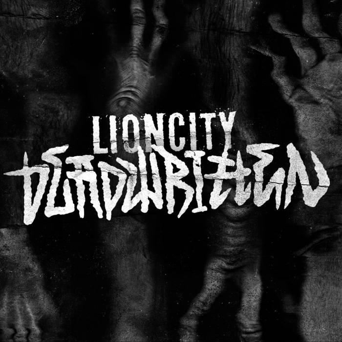 Deadwritten cover art