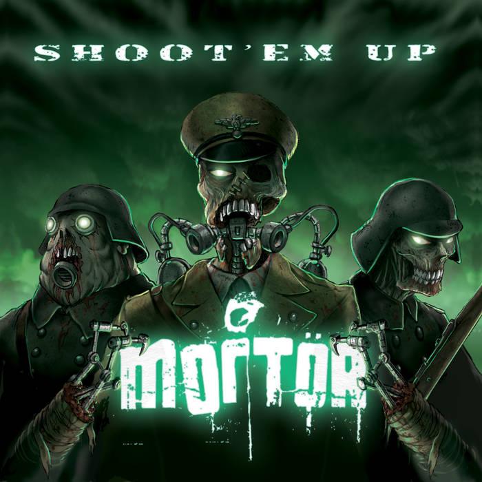 Shoot'em up cover art