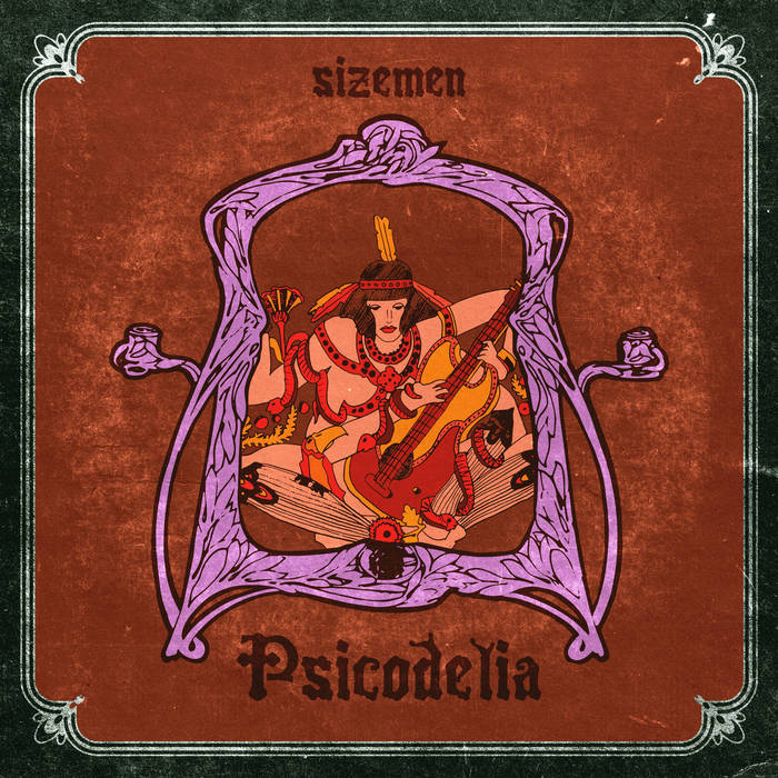 Psicodelia cover art