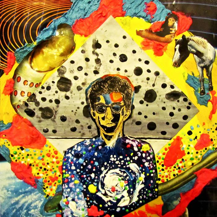 "SPACEFACE ""LP"" cover art"
