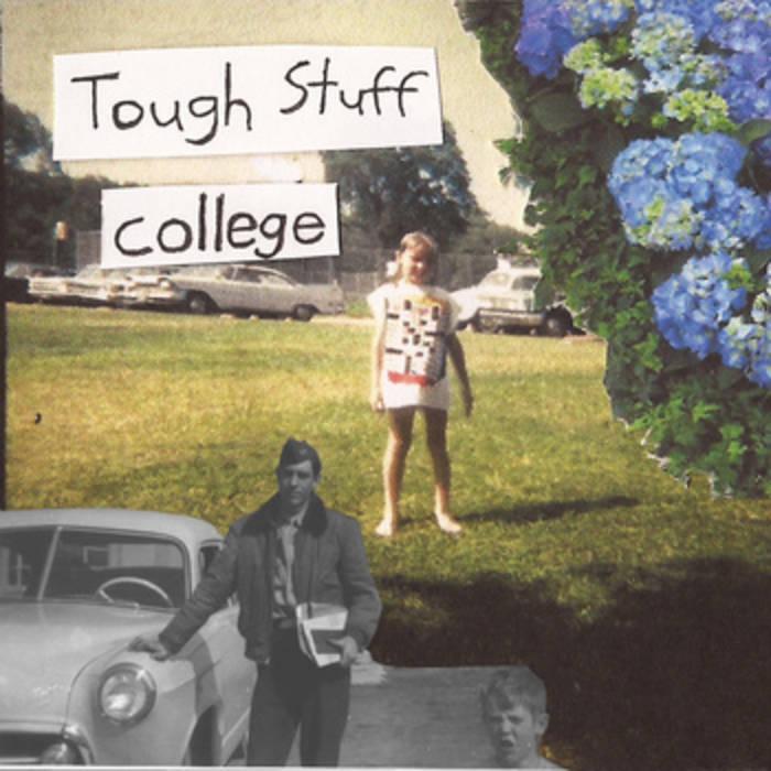 College cover art