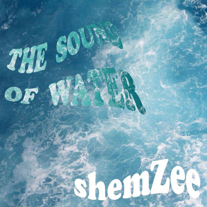 THE SOUND OF WATER cover art